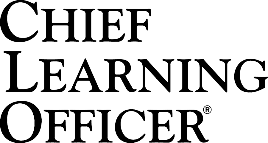 Chief Learning Office Magazine logo